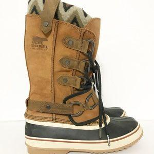 SOREL Joan of Arctic Knit II Boots